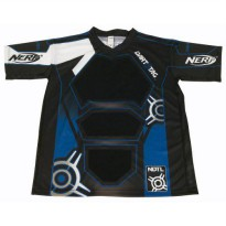 [holiczone] Nerf Dart Tag Official Competition Jersey (Large Blue)/860894