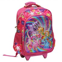 Tas Trolley Anak SD My Little Pony 5D Import