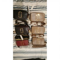 [PROMO] MARC JACOBS MJ SNAPSHOT CAMERA BAG | AUTHENTIC