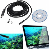 Kamera USB Endoscope Baroscope - Black
