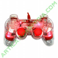 Gamepad Welcom Single Getar Transparan