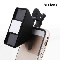 Universal 3D Camera Effect Maker for Smartphone Camera - Black
