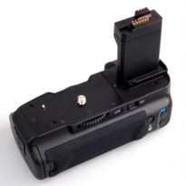 Battery Grip for Canon 450D/500D/1000D with Infrared Remote Controller - Black