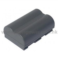 Battery Replacement for Canon BP-508 BP-511 BP-511A BP-512 BP-514 1700mAh - Gray