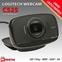 Logitech C525 Webcam HD 720p - L077