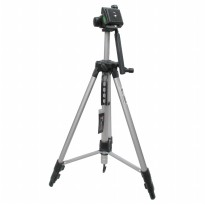 Weifeng Aluminium Tripod Photo & Video With 3-Way Head - W-350 - Black