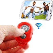 Tomsis Bluetooth 3.0 Remote AB Shutter - Red