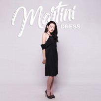 Jo & Nic Martini Dress	- Dress Wanita / Dress Mini Wanita