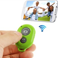 Tomsis Bluetooth 3.0 Remote AB Shutter - Green
