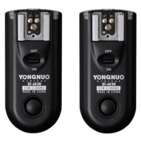 YONGNUO Digital Wireless Flash Trigger for Nikon Camera - RF-603N N1 - Black