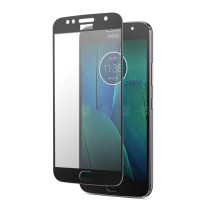 HMC Motorola Moto G5s Plus 2017 / XT1805 Tempered Glass - 2.5D Full Screen - Lis Hitam