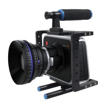 Yelangu Rig Stabilizer Kamera DSLR Blackmagic Cinema - Black