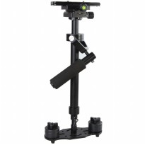Stabilizer Steadicam Pro for Camcorder DSLR - Black