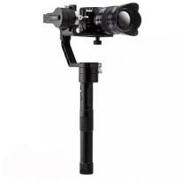 Zhiyun Tech Crane 3-Axis Smart Control Gimbal Stabilizer for DSLR - Black