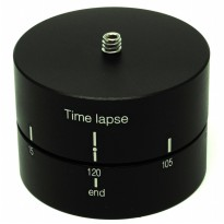 Go Motion Time Lapse 120 Min for Camera, GoPro / Xiaomi Yi / Xiaomi Yi 2 4K - Black