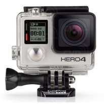 GoPro Hero 4 - 12 MP - Silver Edition