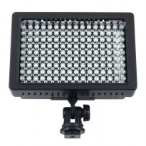 Lightning Kamera 160 LED - HD-160 - Black