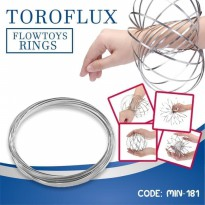 Toroflux Torofluxus Amazing Flow Ring Toy Fidget Spinner