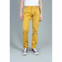 Sunflower Yellow Kasual Chino