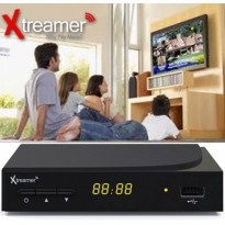 Xtreamer Set Top Box DVB-T2 Bien Media Player - Cara Baru Menonton Siaran TV Digital Menggunakan TV