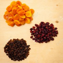PIJ Mixed Fruits - Cranberries Apricot Raisins (kismis)