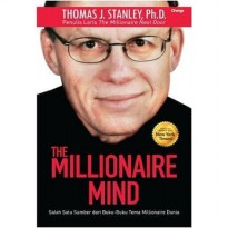 BARU BUKU THE MILLIONAIRE MIND- THOMAS J. STANLEY Ph. D