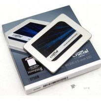 Crucial MX300 275GB SATA 2.5' 7mm (with 9.5mm adapter) (R:530, W;500)