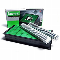 Reversi Set Magnetic - Mainan Papan Magnetic / Mainan Othello
