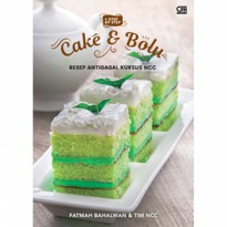 Cake  Bolu Resep Antigagal Kursus NCC + Step by Step . Best Seller