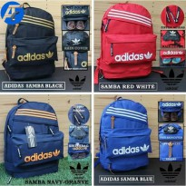 Tas Adidas Samba New Include Rain Cover