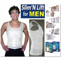 SLIM N FIT MAN] Slim and Lift Body Shaping For Men