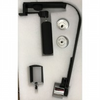Stabilizer Kamera for GoPro / DSLR / Smartphone - Black