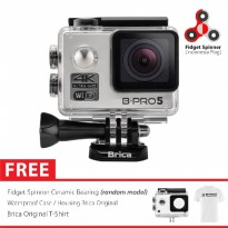 Kamera BRICA B-PRO 5 AE Mark II AE2 4K WIFI Action Cam SpinIndo
