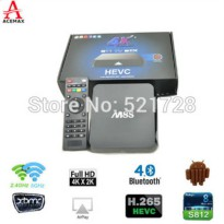 [globalbuy] 1pc Genuine ACEMAX M8S Amlogic S812 Quad Core KODI TV Box Android 4.4 4K Disla/1388575