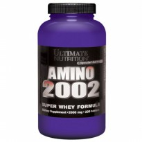 AMINO 2002 ULTIMATE NUTRITION 330 tabs