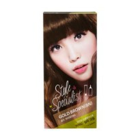 The Saem Style Specialist Vivid Color Cream - Gold Brown 8N