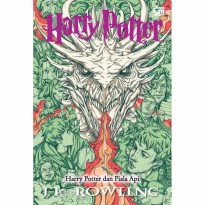Harry Potter dan Piala Api # 4 Cover Baru - J.k. Rowling Indonesia