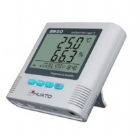 [Aion is] a data logger thermometer s500-TH] temperature meter thermometer temperature gauge measuring tool measuring instruments measure the temperature measurement is