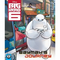 Big Hero 6 Baymaxs Journey Import Book Voila Little Readers Story