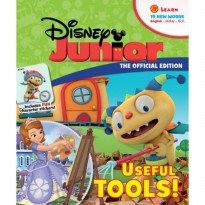 Disney Junior: The Official Edition Useful Tools Disney Activity Book