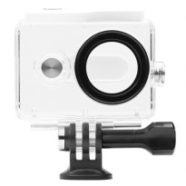 Xiaomi Underwater Waterproof Case IPX68 40m for Xiaomi Yi Sports Camera (ORIGINAL) - White