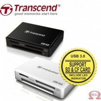 Transcend Card Reader RDF 8 Usb 3.0