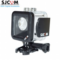 Underwater Waterproof Case 30M for SJCAM M10 Sports Camera - Transparent