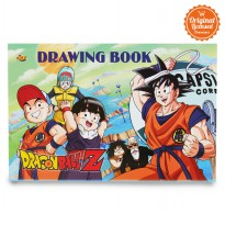 Dragon Ball Drawing Books Style 1