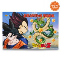 Dragon Ball Drawing Books Style 2