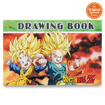 Dragon Ball Drawing Books Style 5