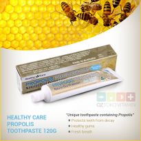Healthy Care Propolis Toothpaste Odol Herbal 120g