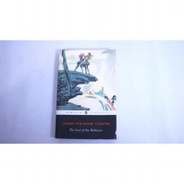 Buku Import Classic The Last Of The Mohicans  James Fenimore Cooper