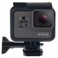 Plastic Protective Side Frame Case Bumper for GoPro Hero 5 - Black