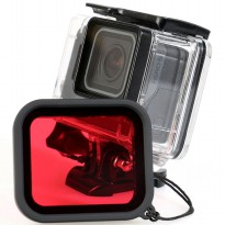Red Filter Lens Camera for Gopro Hero 5 - Red